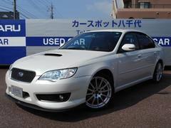 スバルレガシィB4tuned by STI マッキントッシュ・HDDナビ・