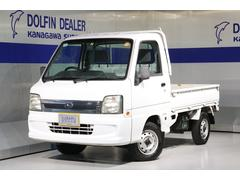 スバルサンバートラックTB 4WD 5MT エアコン ラジオ ETC