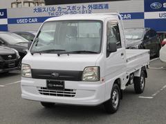 スバル サンバートラックTB 2WD MT車