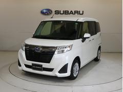 スバル ジャスティG スマートアシスト 元社用車 人気のパールホワイト!