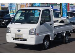 スバルサンバートラックTB 5MT 4WD ワンオーナー ステレオ エアコン