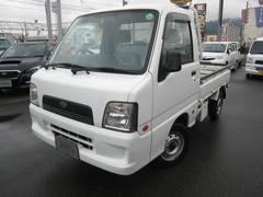 スバルサンバートラックTB 4WD 5速MT エアコン パワステ