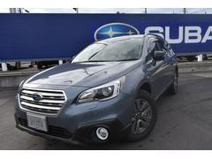 スバルアウトバックX−ADVANCE EyeSight搭載車