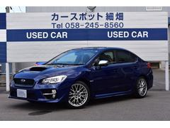 スバルWRX S4SporVita EyeSight搭載車