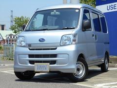 スバルサンバーバントランスポーター 当社デモカー 4WD MT車