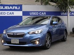 スバルインプレッサスポーツ2.0i−L EyeSight  日本カーオブザイヤー受賞車