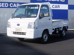 スバルサンバートラックTB スバル製最終モデル 2WD  5MT 禁煙車