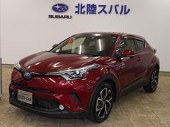 トヨタC−HRG ナビ・TV・ETC・Rカメラ付き