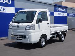 スバルサンバートラックTB 岡山スバル元社用車 5MT 4WD 認定中古車保証付き
