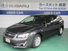 スバルインプレッサスポーツ1.6i−L Proud Edition HID 認定中古車