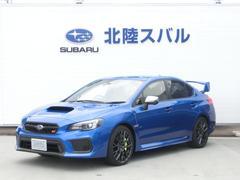 スバルWRX STIType S レカロシート 元当社デモカー 純正SDナビ
