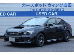 スバル WRX S4STI Sport EyeSight 元社用車 大賀SDナビ