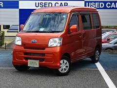 スバルサンバーバンVC ターボ 元当社社用車 14200km