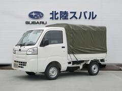 スバル サンバートラックTB AWD 5MT エアコン パワステ 幌付 元社用車