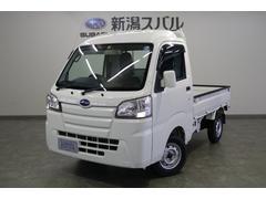 スバルサンバートラックハイルーフ  新品タイヤ交換済み  4WD