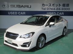 スバルインプレッサG42.0i−S アイサイト SDナビ 外品マフラー 認定中古車