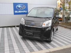 スバル ステラスバル ステラ L デモカーアップ SDナビ付 ワンオーナー