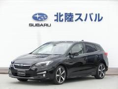 スバル インプレッサスポーツ2.0i-S EyeSight 元社用車/8インチナビ