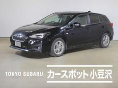 スバル インプレッサスポーツ1.6-Lアイサイト【夏の特選車!AWDの元レンタカー】