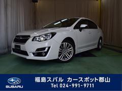 スバル インプレッサG42.0i-S コーナーセンサー 革シート シートヒーター