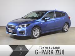 スバル インプレッサスポーツ1.6i-L アイサイト 【元レンタカー】