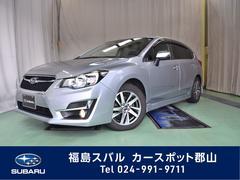 スバル インプレッサスポーツ1.6i-S AWD バックカメラ 純正ナビ ETC
