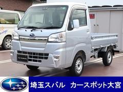 スバル サンバートラックTC スマートアシスト  4WD AT車 純正CDステレオ