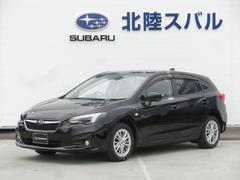 スバル インプレッサスポーツAWD 1.6i-L ES 8インチSDナビ 元社用車