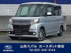 スバル シフォンカスタムR Limited スマートアシスト 元弊社デモカー