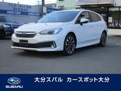 スバル インプレッサスポーツ1.6i-Sアイサイト 元試乗車・ASP・パワーシート