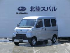 スバル サンバーバンAWD トランスポーター スマートアシスト SDナビ
