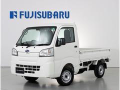 スバル サンバートラックTB スマートアシスト 元社用車 5MT 4WD