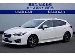 スバル インプレッサスポーツ1.6i-LアイサイトSスタイル/元弊社社用車・ナビ・ETC