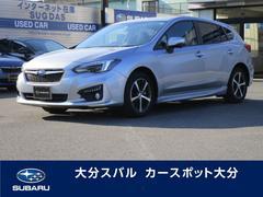 スバル インプレッサスポーツ1.6i-L アイサイト S-スタイル 元社用車