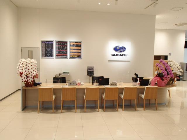 認証・指定工場完備!分解整備、車検お任せください。スバル車のプロがメンテナンス★