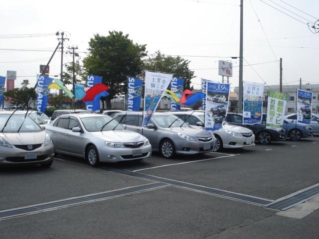 お買い得中古車を多数展示中です!また新車販売も可能です!