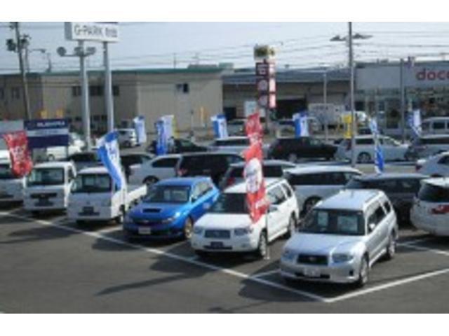 安心してお買い求め頂けるお車を厳選して展示しております。