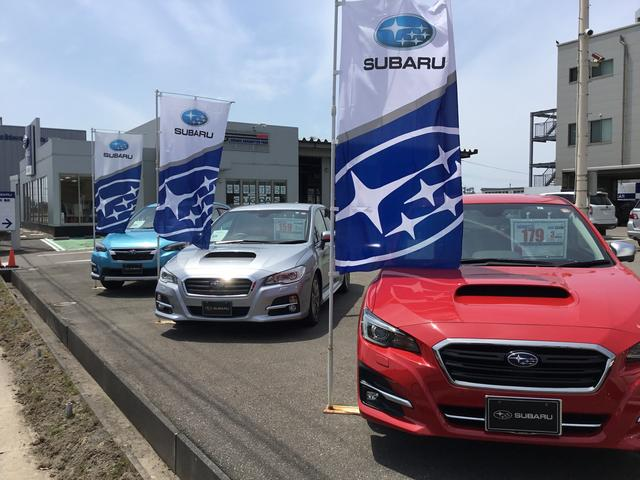 新潟スバル自動車(株) G−PARK亀田