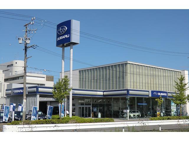岐阜スバル自動車(株) カースポット県庁前