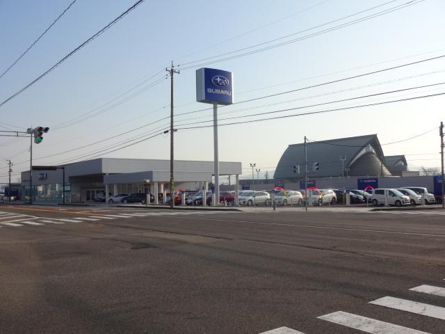 北陸スバル自動車(株) カースポットふくい