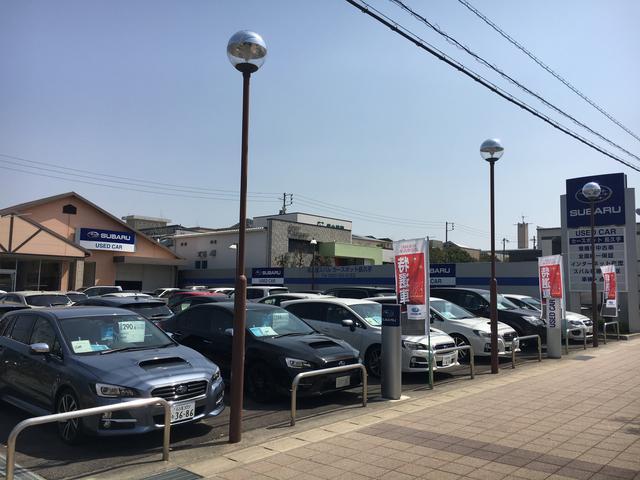 名古屋スバル自動車(株) カースポット長久手
