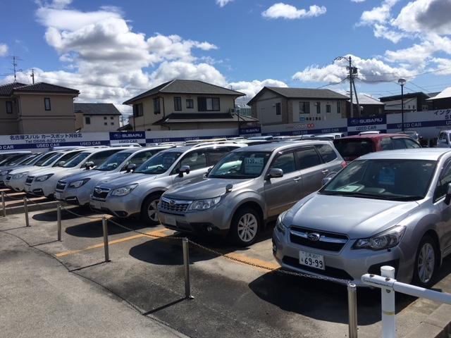 高品質のスバル車が50台。スバルディーラーならではの高品質に安心の全国保証をお付けしております。