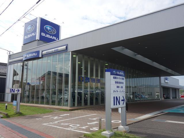 新車店舗を共有しており、広々した建物で商談いただけます。