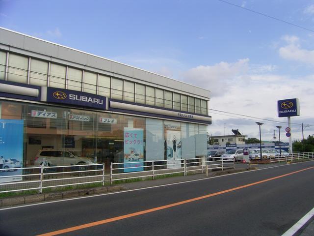 千葉スバル自動車(株) カースポット木更津