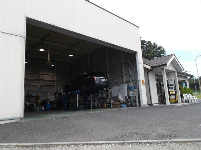 認証整備工場完備!スバル車のことなら当店にお任せ下さい!