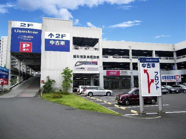 新車・中古車・カスタマイズパーツなど、来るだけでも楽しいお店です。皆様のご来店をお待ちしております。