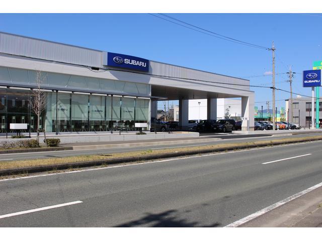 東名・新東名どちらの高速からもアクセスの良い国道152号線沿いに位置したカースポット浜松!