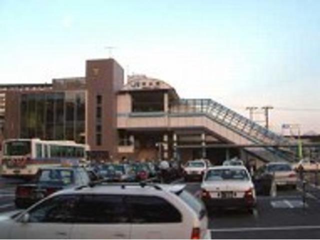 電車でお越しの際は、連絡いただければJR守山駅までお迎えに上がります。京都駅から新快速で30分です。