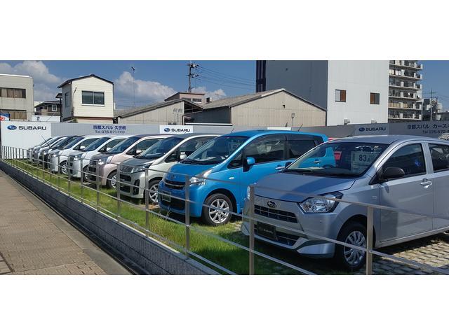 ★常時50台前後の展示車を取り揃えております。全車整備保証付き!
