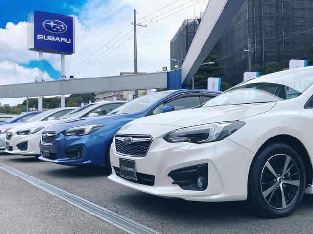 新車販売も行っておりますよ〜!駐車場もありますのでご安心ください。日本査定協会による評価証付きです!